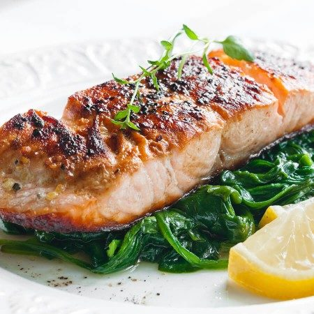 Image of Smoked Alaskan Honey Mustard Salmon